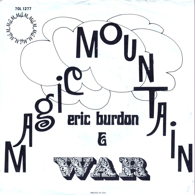 Eric Burdon – Magic Mountain