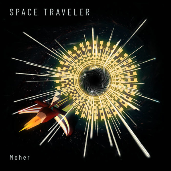 Moher prend le large avec son EP « Space Traveler »