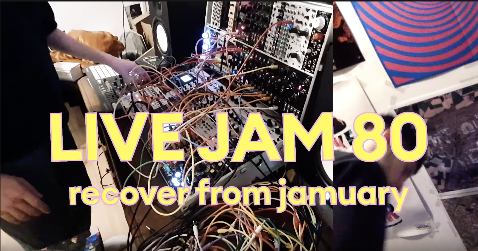 Neurotypique – LIVE JAM 80