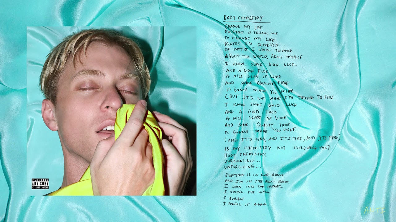 The Drums – Body Chemistry