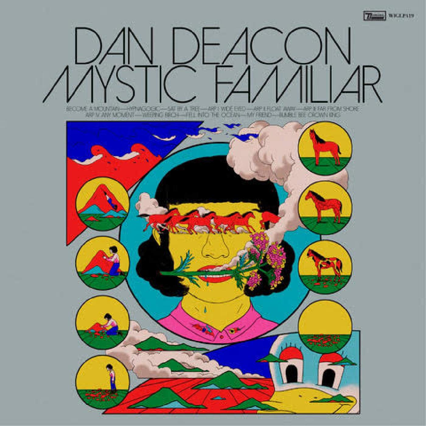 Dan Deacon – Sat By A Tree